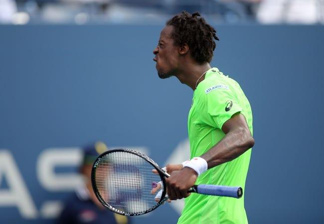Gael Monfils vs. Roger Federer 2014 US Open Pick, Odds, Prediction