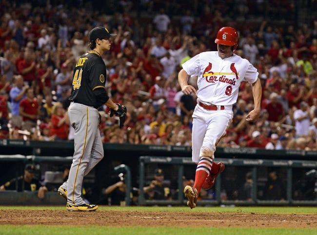 St. Louis Cardinals vs. Pittsburgh Pirates MLB Pick, Odds, Prediction - 9/3/14
