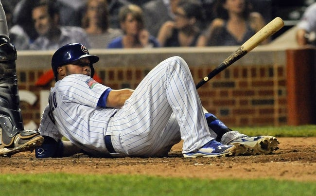 Chicago Cubs vs. Milwaukee Brewers 9/3/14 MLB Pick, Odds, Prediction