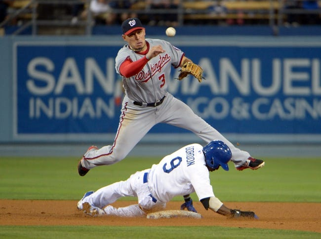Los Angeles Dodgers vs. Washington Nationals Pick-Odds-Prediction - 9/3/14