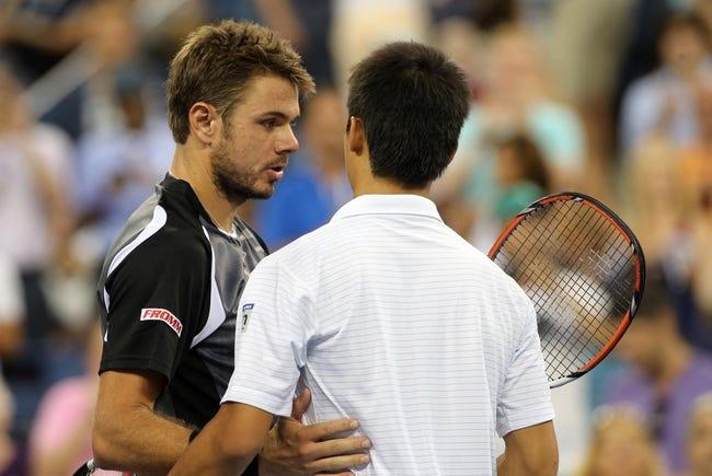 Stan Wawrinka vs. Kei Nishikori 2015 Australian Open, Pick, Odds, Prediction