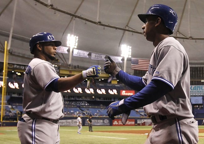 Tampa Bay Rays vs. Toronto Blue Jays MLB Pick, Odds, Prediction 9/4/14