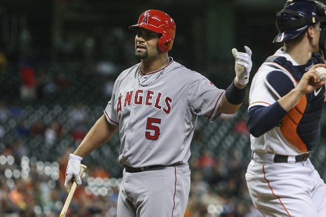 Los Angeles Angels vs. Houston Astros Pick-Odds-Prediction - 9/12/14