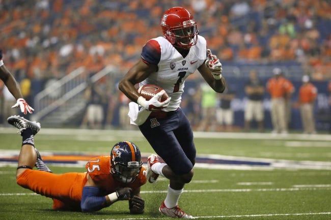 Arizona vs. UTSA - 9/3/15 College Football Pick, Odds, and Prediction
