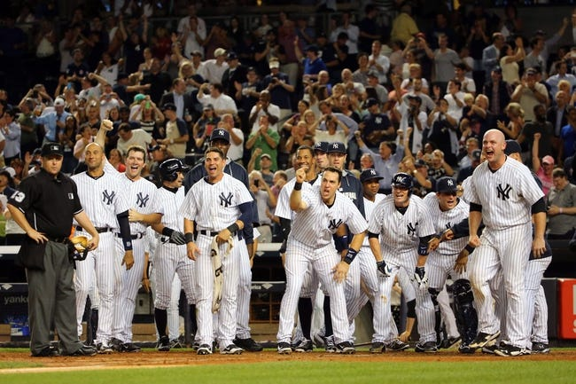 Boston Red Sox vs. New York Yankees Pick-Odds-Prediction - 9/26/14