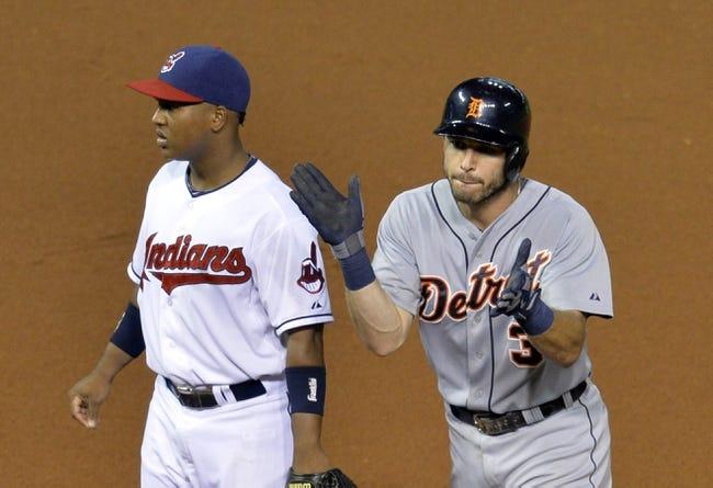 Detroit Tigers vs. Cleveland Indians MLB Pick, Odds, Prediction - 9/12/14