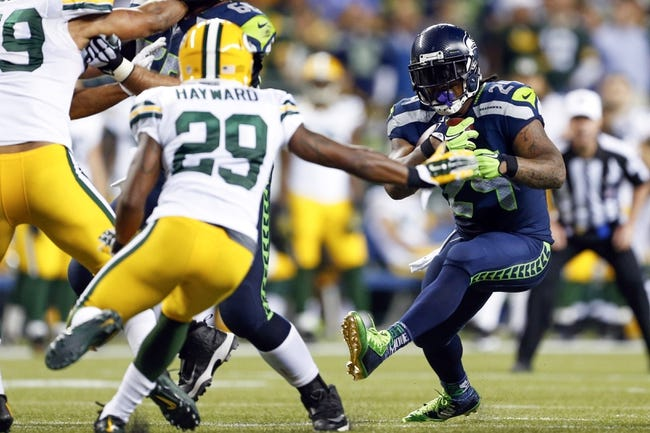 Top Ten Best Things About NFL Kickoff Night 2014