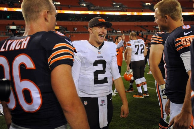 NFL | Cleveland Browns (7-9) at Chicago Bears (5-11)