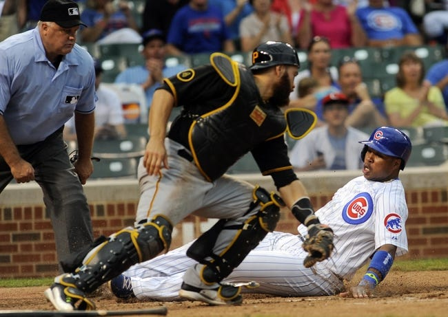 MLB | Chicago Cubs (64-82) at Pittsburgh Pirates (77-69)