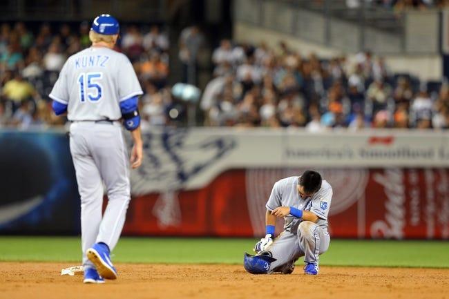 New York Yankees vs. Kansas City Royals MLB Pick, Odds, Prediction - 9/6/14