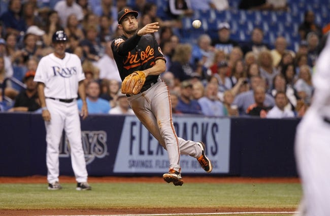 Tampa Bay Rays vs. Baltimore Orioles Pick-Odds-Prediction - 9/6/14