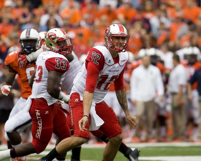 Western Kentucky Hilltoppers vs. UAB Blazers Pick-Odds-Prediction - 10/4/14