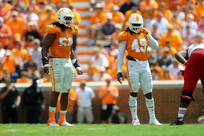 Tennessee vs. Florida 10/4/14 College Football Pick, Odds, and Prediction