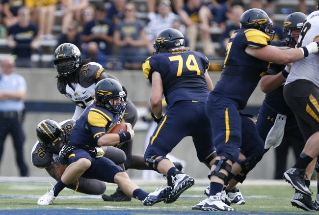 Toledo Rockets vs. Ball State Cardinals Pick-Odds-Prediction - 9/20/14