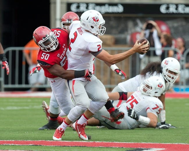 Fresno State Bulldogs vs. Utah Utes - 9/19/15 College Football Pick, Odds, and Prediction