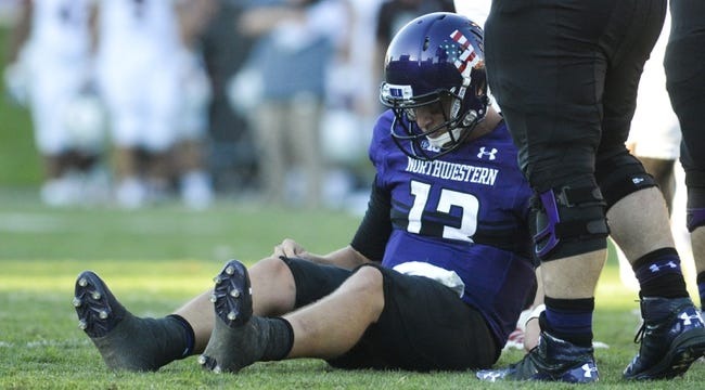 Northwestern Wildcats vs. Western Illinois Leathernecks CFB Pick, Odds, Prediction - 9/20/14