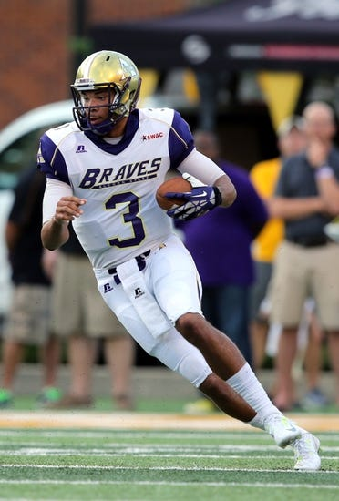 Georgia Tech Yellow Jackets vs. Alcorn State Braves - 9/3/15 College Football Pick, Odds, and Prediction