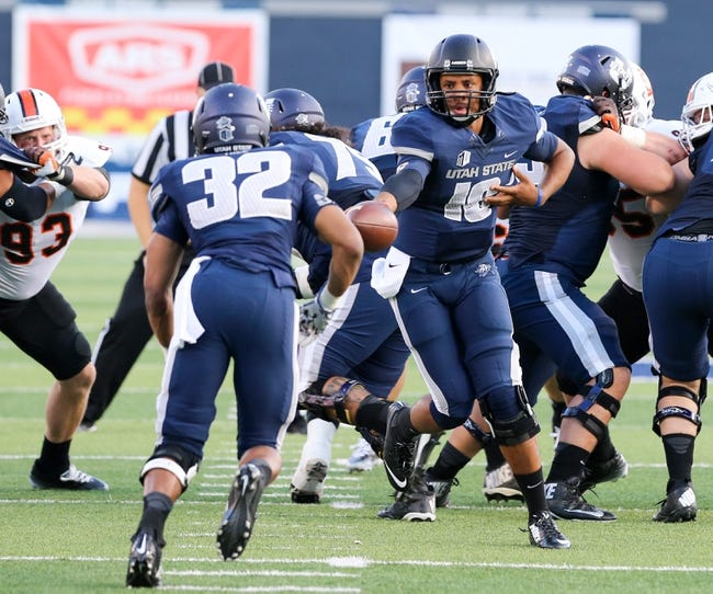 Utah State Aggies vs. UNLV Rebels Pick-Odds-Prediction - 10/25/14