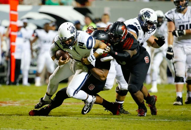 CFB | North Carolina State Wolfpack (2-0) at Old Dominion Monarchs (2-0)