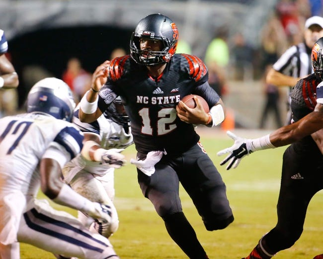 South Florida Bulls vs. North Carolina State Wolfpack Pick-Odds-Prediction 9/13/14