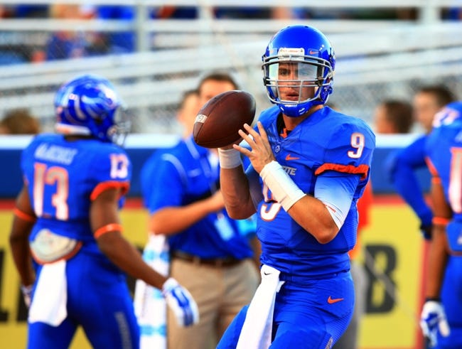 Nevada Wolf Pack vs. Boise State Broncos Pick-Odds-Prediction - 10/4/14