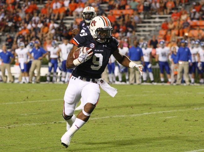 Kansas State Wildcats vs. Auburn Tigers CFB Pick, Odds, Prediction - 9/18/14