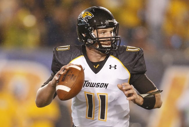 East Carolina  vs. Towson - 9/5/15 College Football Pick, Odds, and Prediction