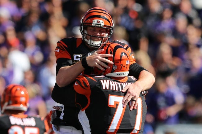 Cincinnati Bengals vs. Atlanta Falcons Free Pick, Odds, Prediction 9/14/14