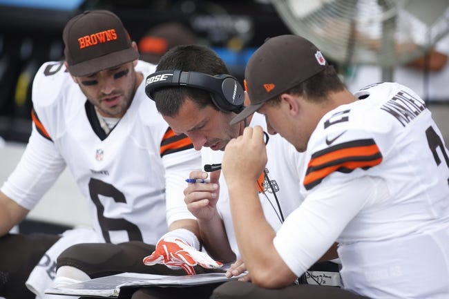 Cleveland Browns vs. New Orleans Saints - 9/14/14 NFL Pick and Odds