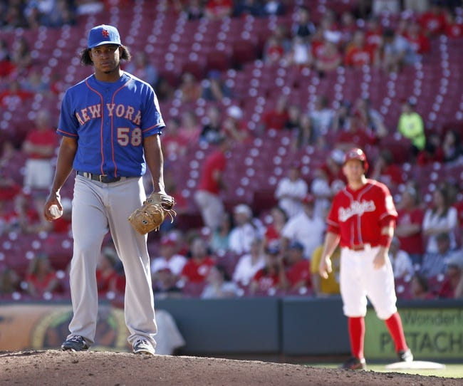Mets vs. Reds - 6/26/15 MLB Pick, Odds, and Prediction