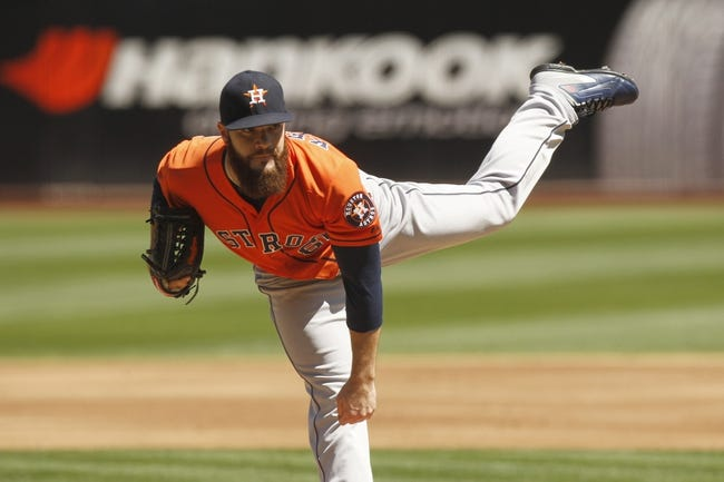 Houston Astros vs. Cleveland Indians - 4/6/15 MLB Pick, Odds, and Prediction