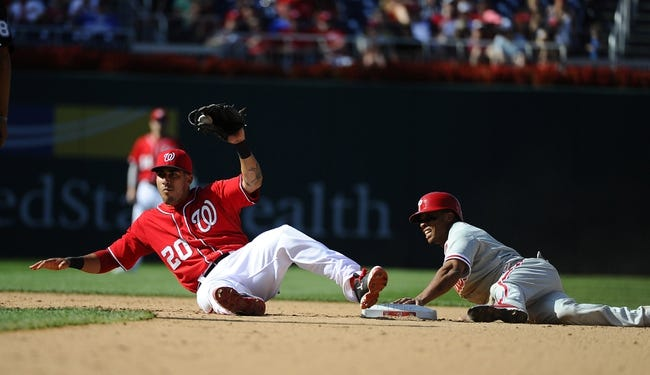 Phillies vs. Nationals - 4/10/15 MLB Pick, Odds, and Prediction