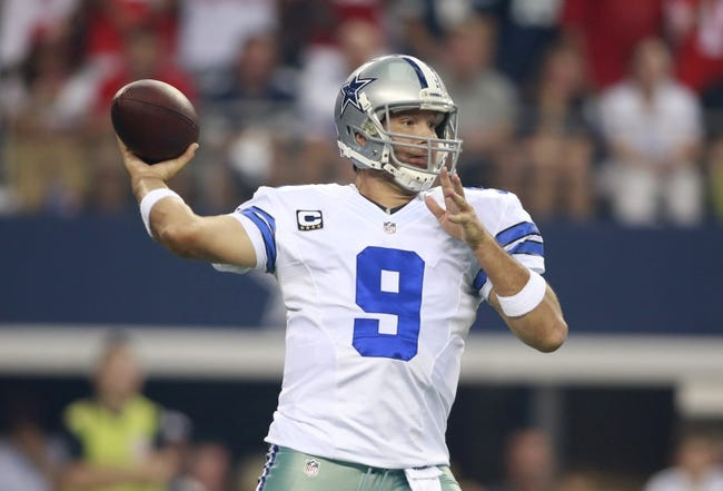 Tennessee Titans vs. Dallas Cowboys - 9/14/14 NFL Pick and Odds
