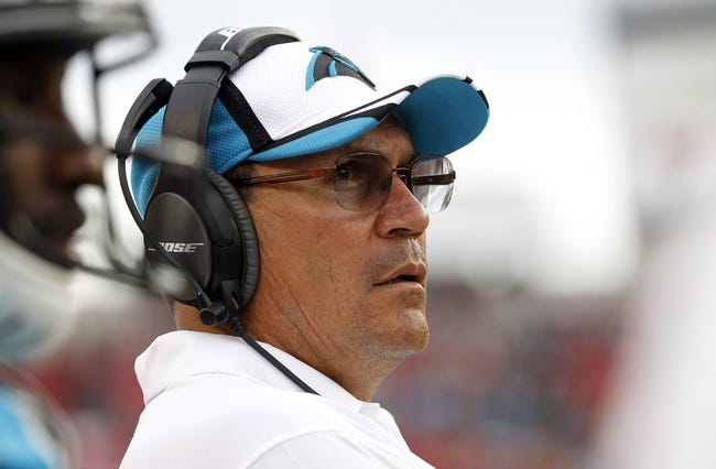 Detroit Lions at Carolina Panthers - 9/14/14 NFL Pick and Odds