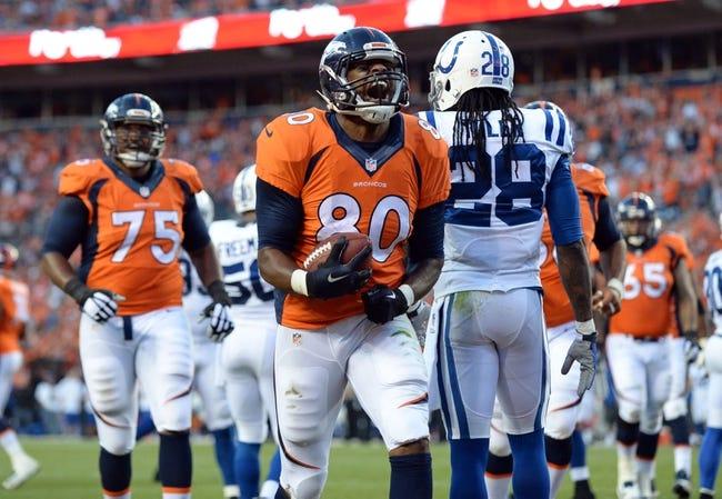 Top Ten NFL Touchdown Leaders of 2014 (So Far)