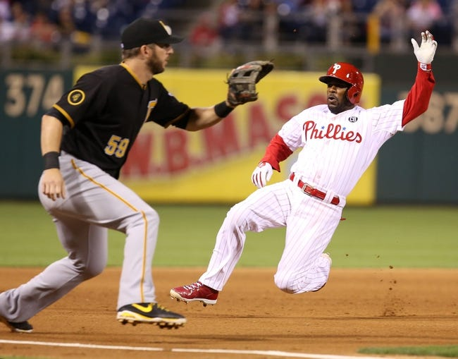 Philadelphia Phillies vs. Pittsburgh Pirates MLB Pick, Odds, Prediction - 9/9/14