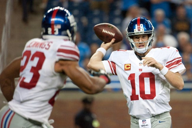 NFL | Arizona Cardinals (1-0) at New York Giants (0-1)