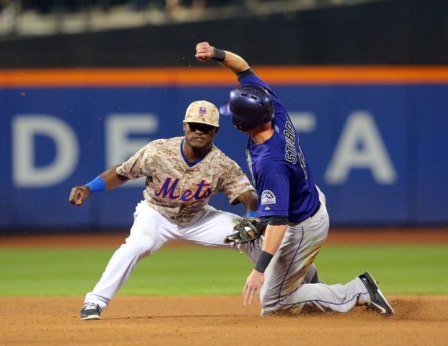 New York Mets vs. Colorado Rockies 9/9/14 MLB Pick and Odds