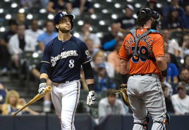Milwaukee Brewers vs. Miami Marlins MLB Pick, Odds, Prediction - 9/10/14