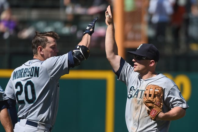 Seattle Mariners vs. Oakland Athletics 9/12/14 MLB Pick and Odds