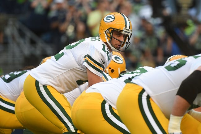 Green Bay Packers vs. New York Jets 9/14/14 NFL Pick, Odds, Prediction