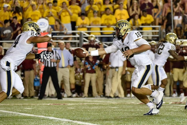 Florida International Golden Panthers vs. Pittsburgh Panthers Pick-Odds-Prediction - 9/13/14