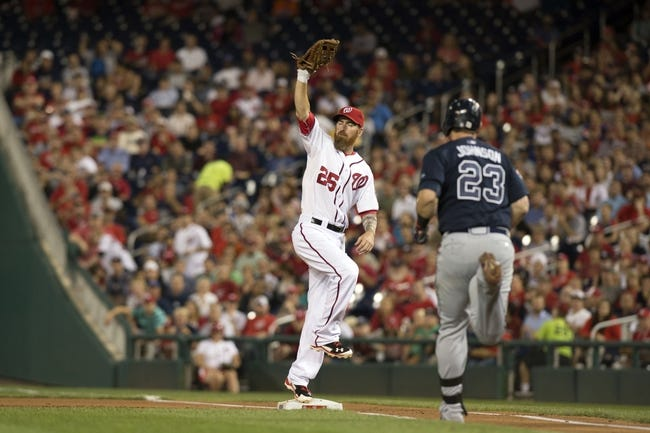 Washington Nationals vs. Atlanta Braves MLB Pick, Odds, Prediction - 9/10/14
