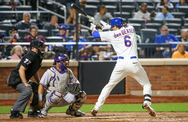 New York Mets vs. Colorado Rockies MLB Pick, Odds, Prediction - 9/10/14