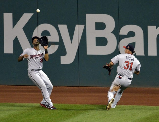 Cleveland Indians vs. Minnesota Twins Pick-Odds-Prediction - 9/10/14