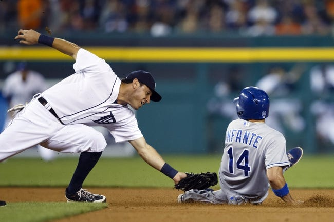 Detroit Tigers vs. Kansas City Royals 9/10/14 MLB Pick and Odds