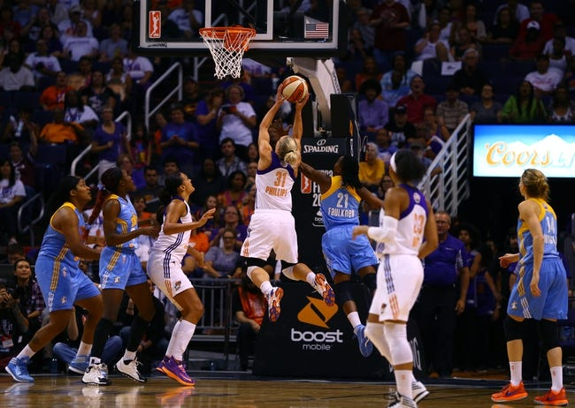 Chicago Sky vs. Phoenix Mercury WNBA Pick, Odds, Prediction - 9/12/14