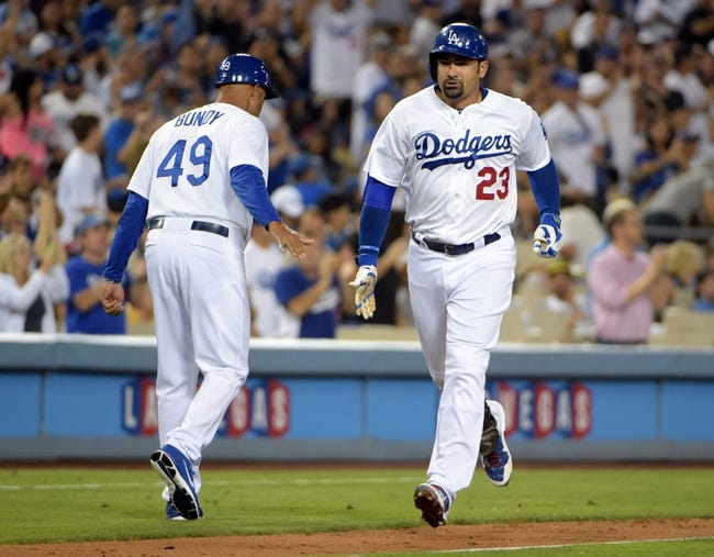 Los Angeles Dodgers vs. San Diego Padres Pick-Odds-Prediction - 9/10/14