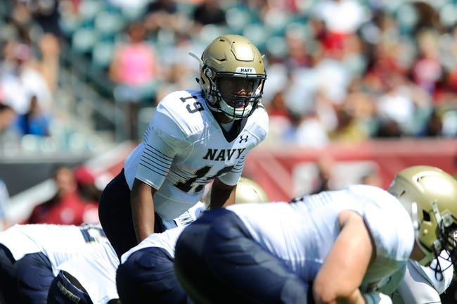 Navy Midshipmen vs. Rutgers Scarlet Knights CFB Pick, Odds, Prediction - 9/20/14