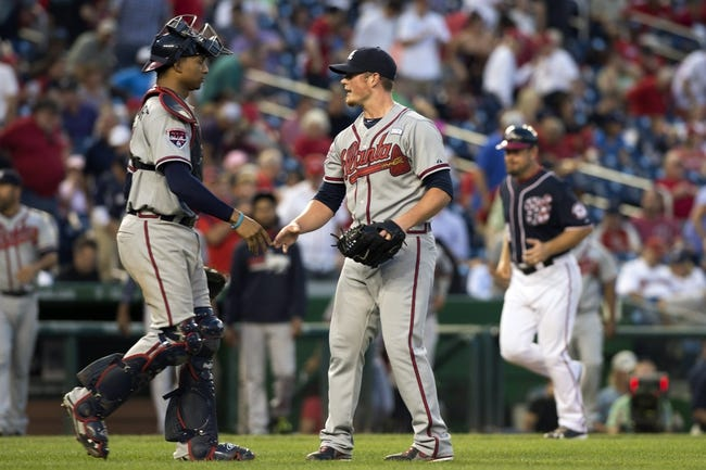 Atlanta Braves vs. Washington Nationals MLB Pick, Odds, Prediction - 9/15/14